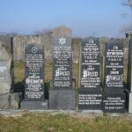 Jüdischen Grabsteine